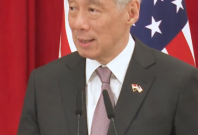 PM Lee Hsien Loong held a Joint Press Conference with US Vice-President Mike Pence at the Istana on 16 November 2018.