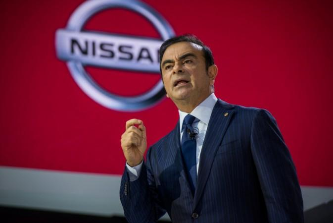 Carlos Ghosn, Chairman of Nissan