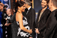 Meghan Markle at the Royal Variety Performance