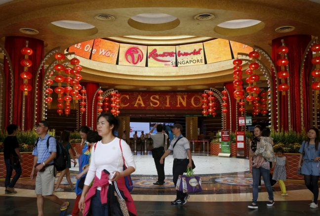 Genting Singapore reports Q4 loss of S$7.8 million