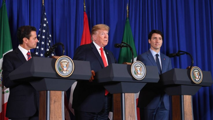 trump-admits-to-trading-barbs-with-mexico-canada-at-usmca-trade-pact-signing-ceremony