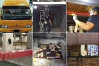 Duty-unpaid cigarettes found at Woodlands Checkpoint