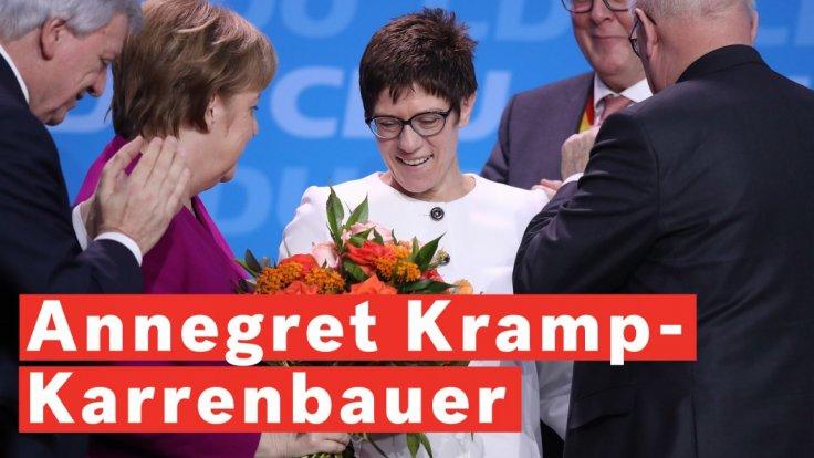 who-is-annegret-kramp-karrenbauer