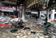 One killed as bomb explodes on train in southern Thailand, three injured