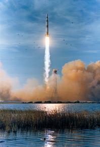Apollo 8's launch history
