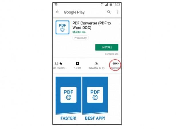 pdf converter google play store