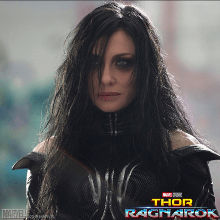 Will Thor's sister Hela be back in Avengers: Endgame? кейт бланшетт