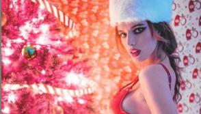 Bella Thorne ChristmasBella Thorne Official Instagram (bellathorne)