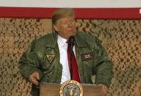trump-falsely-brags-to-troops-he-secured-militarys-first-pay-raise-in-a-decade
