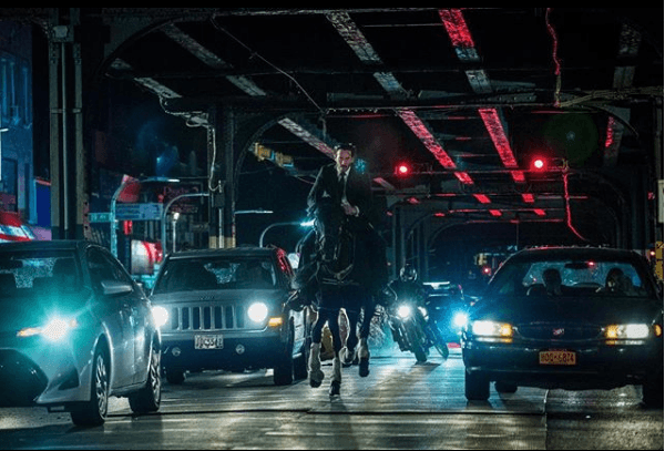 John Wick 3John Wick 3 Official Instagram (johnwickmovie)