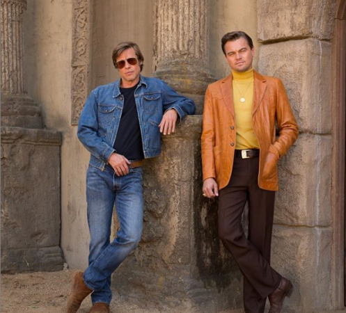 Once Upon A Time In HollywoodOnce Upon A Time In Hollywood Instagram (onceinhollywood)