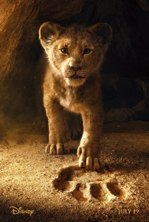 The Lion King comes to screens July 19, 2019Disney via Facebook