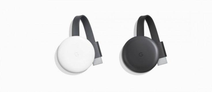 Google Chromecast 2018 series costs $35, same as the predecessor.Google Blog (screen-shot)