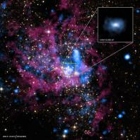 Sagittarius A*, black hole
