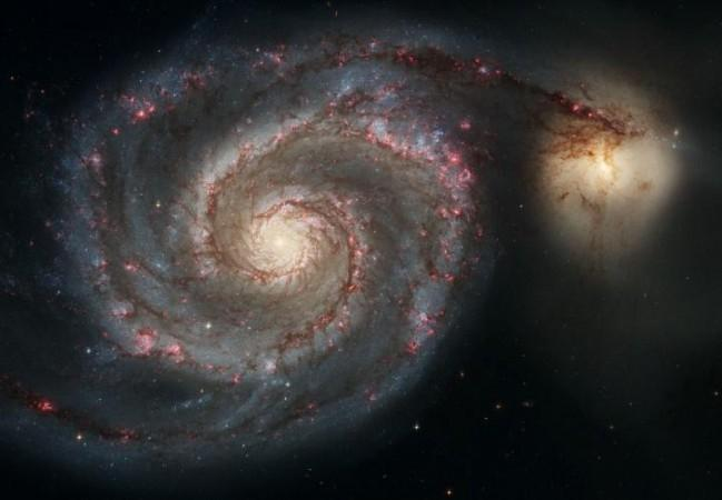 Milky Way's galactic collision with Andromeda to happen ...