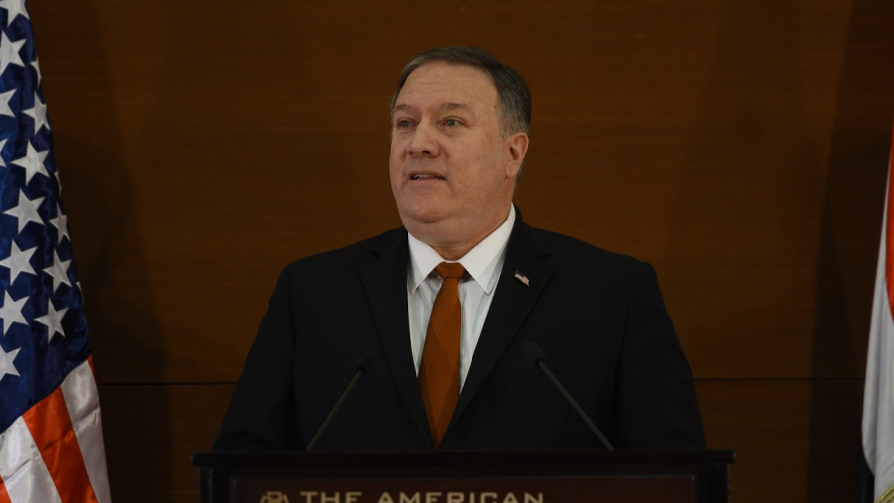 Mike Pompeo Spectacularly Self-Owns With Attempted 'Simpsons' Troll Of Nancy Pelosi