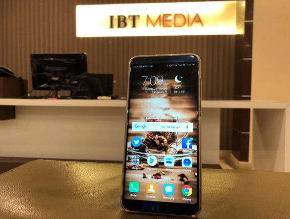 Honor View 10 comes with 5.99-inch FullView display having 2160x1080p resolutionKVN Rohit/IBTimes India