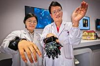 Launch of Max Planck-NTU Joint Laboratory for Artificial Senses