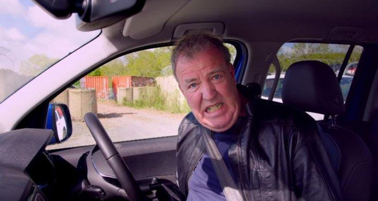 Jeremy Clarkson in The Grand Tour Season 3 trailer