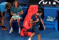 Stefanos Tsitsipas ousts Roger Federer