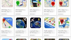 Fake GPS navigation app detected on Google Play store