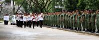 The military funeral of the late CFC(NS) Aloysius