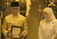 16th King of Malaysia, the sixth Sultan of Pahang, Al-Sultan Abdullah Ri'ayatuddin Al-Mustafa Billah Shah Ibni Sultan Ahmad Shah Al-Musta'in Billah