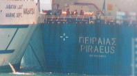 Collision of Malayian vessel Polaris and Greek vessel Piraeus