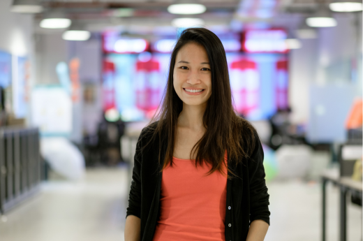 Tan Peck Ying, CEO & co-founder of pslove