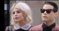 Rami Malek & His Girlfriend Lucy Boynton