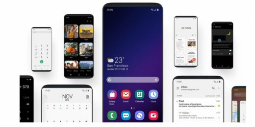 Samsung One UI will come with fully refurbished clean and simple interface.Samsung Mobile Press