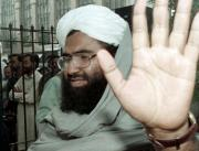 In picture: Jaish-e-Mohammed founder Masood Azhar.