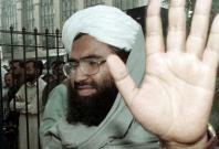 In picture: Jaish-e-Mohammed founder Masood Azhar.