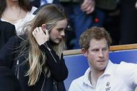 Cressida Bonas was Prince Harry's girlfriend for 2 years from 2012 to 2014 when she decided to break up.