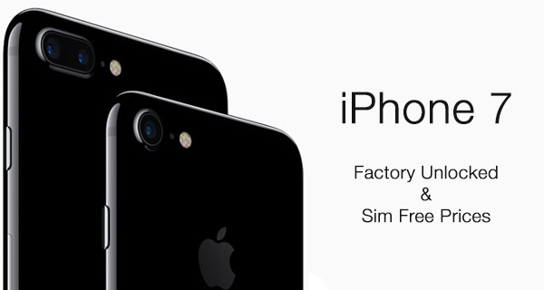 IPHONE 7 UK SIM FREE