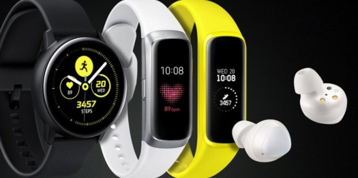 Samsung launches Galaxy Watch Active, Galaxy Fit, Galaxy Fit e, Galaxy Buds at Galaxy Unpacked 2019 in San Francisco on 20 February 2019.Samsung Mobile Press