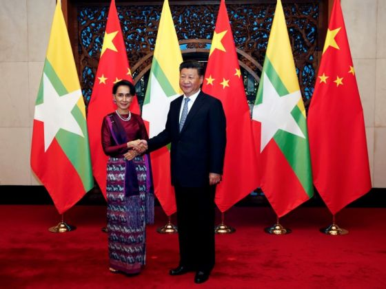 China willing to strengthen military ties with Myanmar
