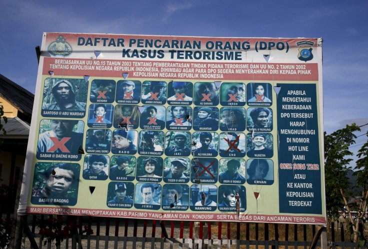 Indonesia busts another jihadi training cell, dozens arrested