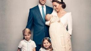 Kate Middleton, Prince William, Prince George, Princess Charlotte and Prince Louis