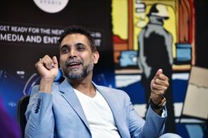 Prasad Vanga, Founder & CEO of Anthill Ventures.