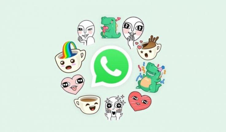 WhatsApp stickersWhatsApp Press Kit (screen-shot)