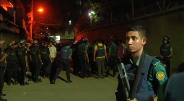 Militant suspected in Bangladesh cafe attack killed himself: Police