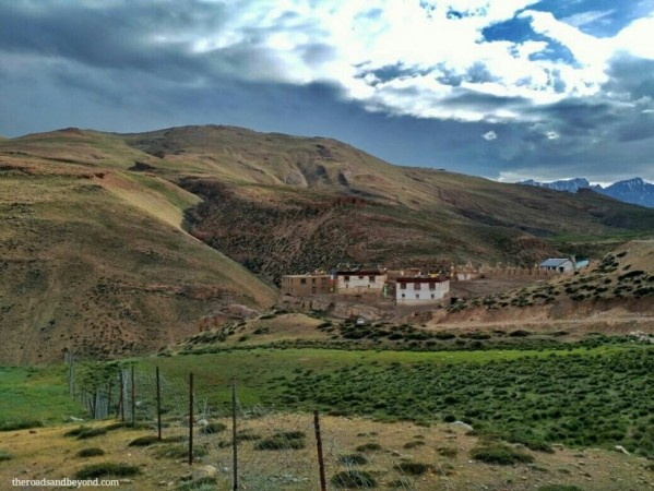 Tashigang and Gete village with an electoral strength of 48 mostly comprises Buddhist monkstheroadsbeyonds.com