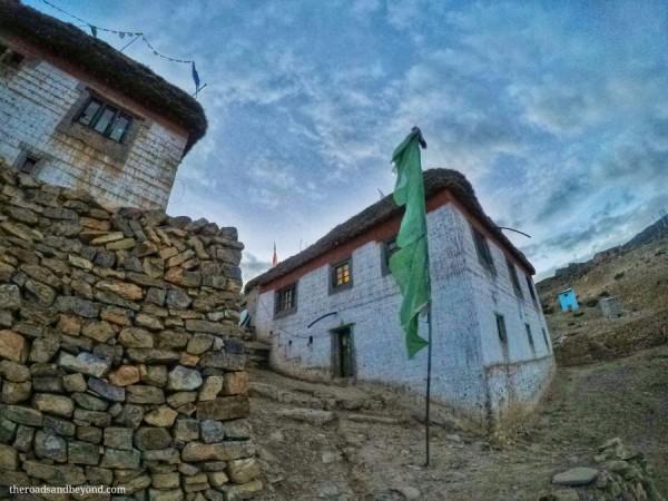 Tashigang village is nearly 20 kilometres away from Indo-China bordertheroadsbeyond.com