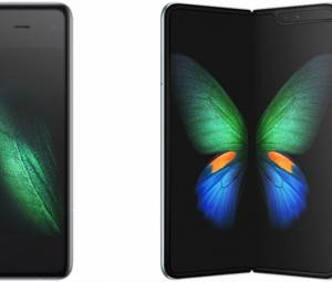 Samsung Galaxy Fold set to hit stores in late April 2019.Samsung Mobile Press