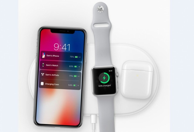Apple AirPower wireless charging mat shelvedApple Press Note (screen-grab)