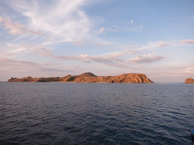 Indonesia's Komodo Island