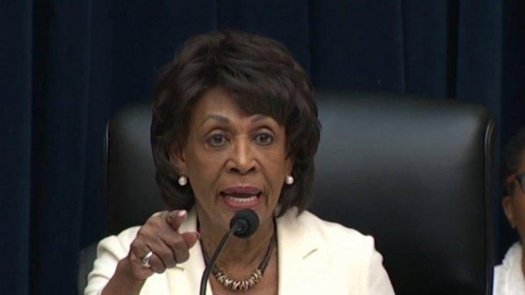 steve-mnuchin-tells-maxine-waters-he-wants-to-leave-her-committee-hearing-early