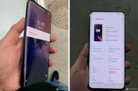 OnePlus 7 Pro hands-on images leakWeibo