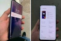OnePlus 7 Pro hands-on images leakWeibo